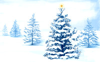 #31 christmas_snow_trees